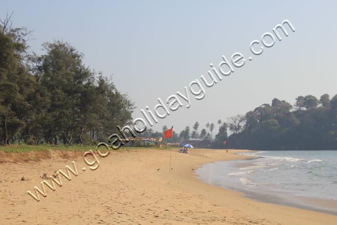 Rajbag Beach, Goa