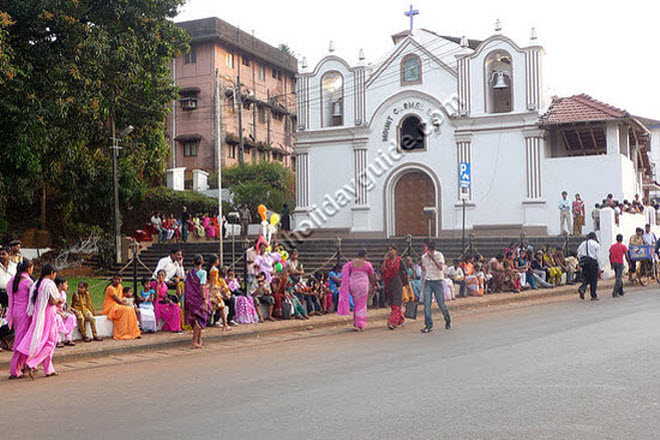 Ponda City, Goa